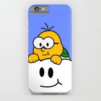 Minimalist Lakitu iPhone 6 Slim Case