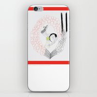 Ethernal Catharsis iPhone & iPod Skin