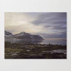 Lofoten I Canvas Print
