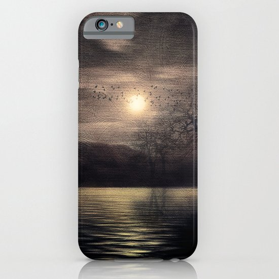 Sunset after the storm iPhone & iPod Case