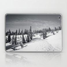 snow-covered Laptop & iPad Skin