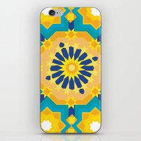 Sacred Geometry iPhone & iPod Skin