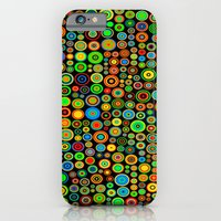 Colorful Dots iPhone 6 Slim Case