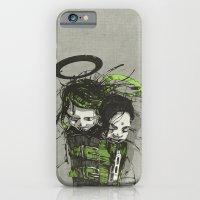 Big Sleep II. iPhone 6 Slim Case