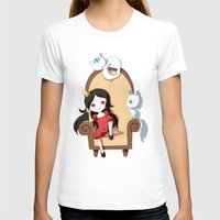princess T-shirts featuring Princess by Freeminds