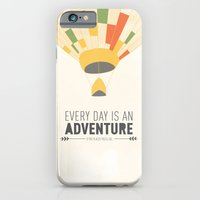 iPhone & iPod Case featuring Every Day is an Adventure... by Casey Lynn Designs