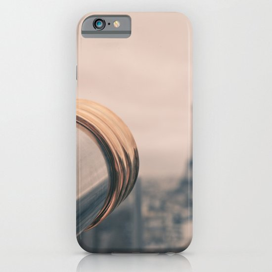 Looking Through iPhone & iPod Case