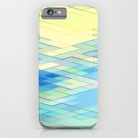 Re-Created Vertices No. 8 by Robert S. Lee iPhone 6 Slim Case