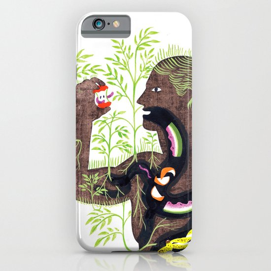 The Soil Man iPhone & iPod Case