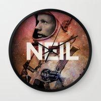 Neil. Wall Clock
