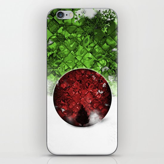Christmas Spirit 2 of 4 iPhone & iPod Skin