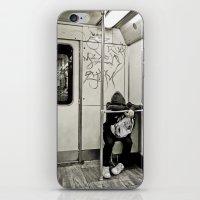 Keep Away iPhone & iPod Skin