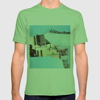 C.O.C Mens Fitted Tee Grass SMALL