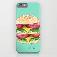 California Burger iPhone 6 Slim Case