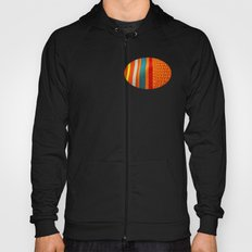 in woven color Hoody