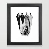 My Kings Of Leon Framed Art Print