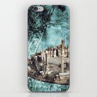Collage #38 iPhone & iPod Skin
