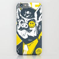 iPhone & iPod Case featuring Old Major by Terry Clarke