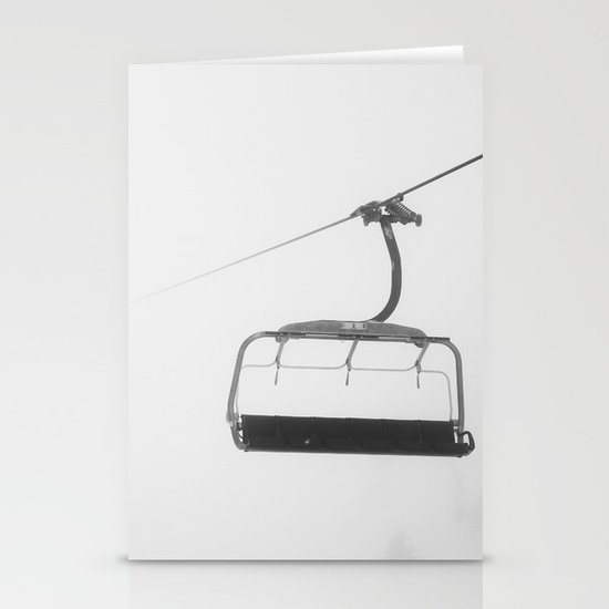 infinity Stationery Card