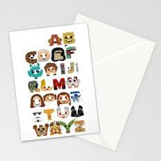 ABC3PO Stationery Cards
