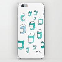 BEERS! iPhone & iPod Skin