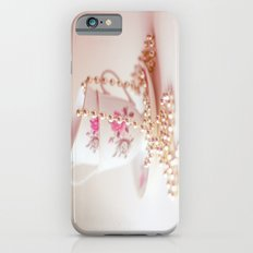Pastel film vintage teacups  Slim Case iPhone 6s