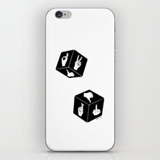Current Mood iPhone & iPod Skin
