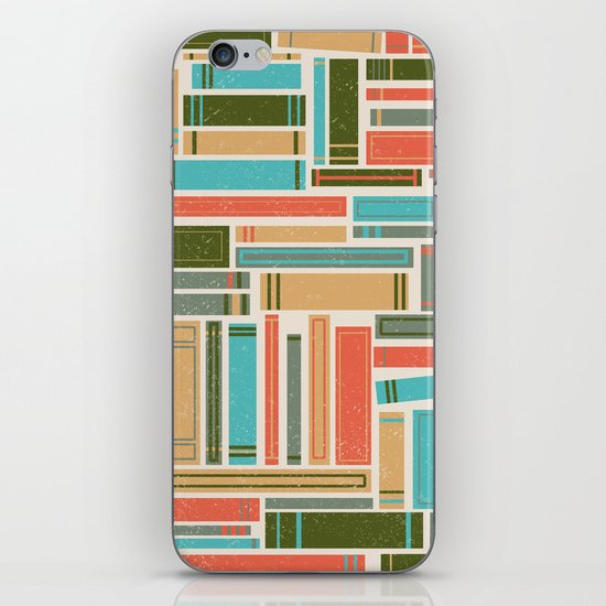 Socially Networked. iPhone & iPod Skin