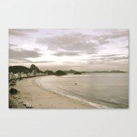 Copacabana Canvas Print