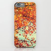 iPhone & iPod Case featuring It's a Leaf Thing 3 by Leah M. Gunther Photography & Design
