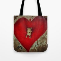 Sharing The Love Tote Bag