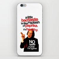 Diana Vreeland on Taste iPhone & iPod Skin