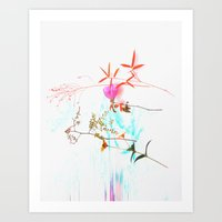 Unnatural Decay  Art Print