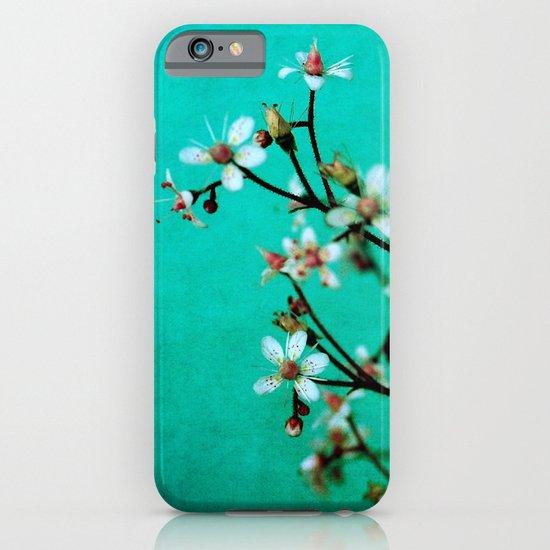 moody florets iPhone & iPod Case