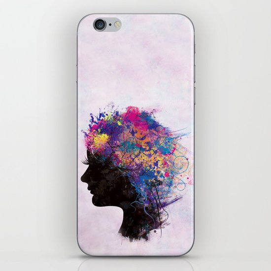 Mother Nature iPhone & iPod Skin