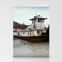 Tugboat Stationery Cards