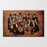 Depp Perception Canvas Print
