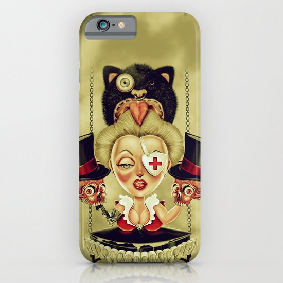 Hanging from Above iPhone & iPod Case