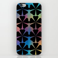 Flowers For You. iPhone & iPod Skin