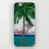 Tropical Palm iPhone & iPod Skin