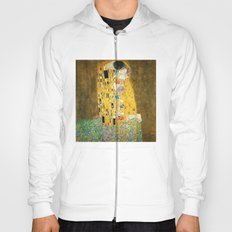 Gustav Klimt The Kiss Hoody