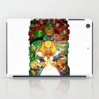 Hello Alice iPad Case