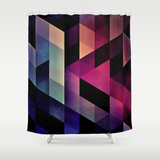 snypdryyms Shower Curtain
