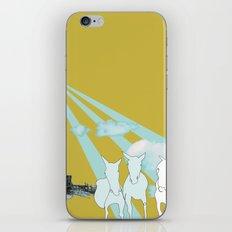 Horses. iPhone & iPod Skin