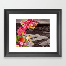 What Doesn't Kill You Makes You Stronger Framed Art Print