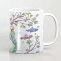 Flying school II Mug