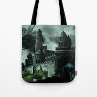 Amaranthine Tote Bag
