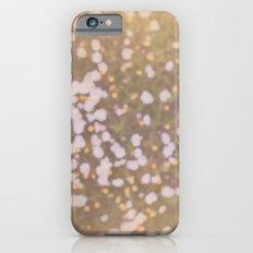 Summer brings the flowers Slim Case iPhone 6s