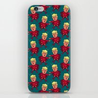 Trumpelstilskin iPhone & iPod Skin