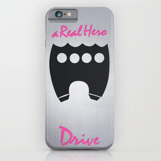 Drive - Minimalist Poster 02 iPhone & iPod Case